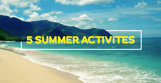 5 Summer Activities To Enjoy With Your Aging Loved One