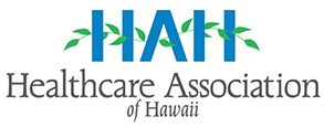 Healthcare Association of Hawaii membership logo Home Care by ALTRES
